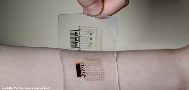 Diabetes-patch-graphene