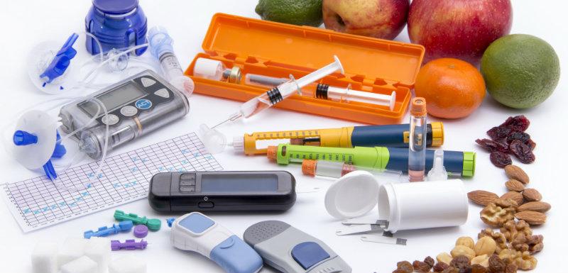 molécule insuline diabète