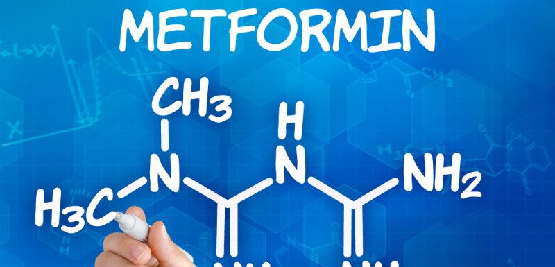 Formule chimique de la metformine