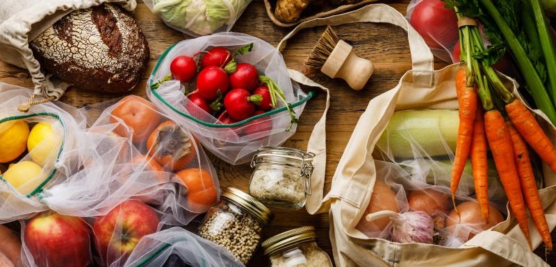 Légumes et céréales