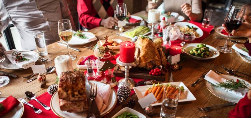 Repas de fêtes :  Quand le diabète s'invite à table !