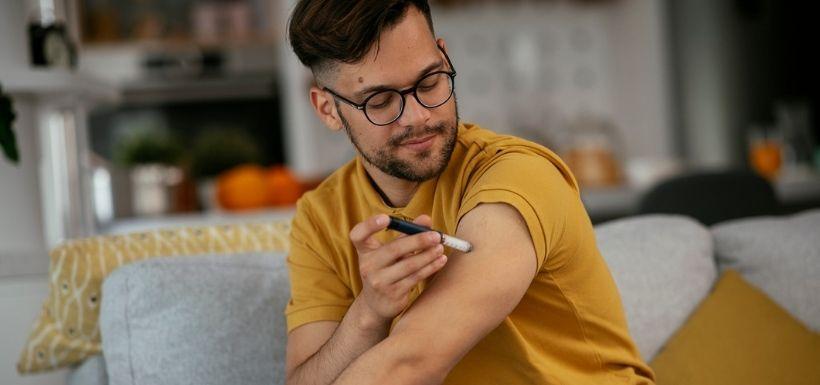 Varier les zones d'injection de l'insuline chez le patient diabétique : un réflexe à avoir !